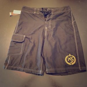 Burnside Board shorts (XS nightclub) size 30